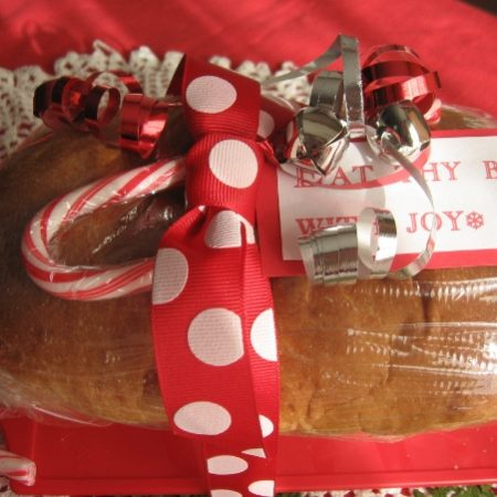 Rule of One Gift Idea: The Gift of Bread