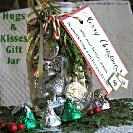 Rule of One Gift Idea: XOXO Gift Ideas and Free Printable Tag