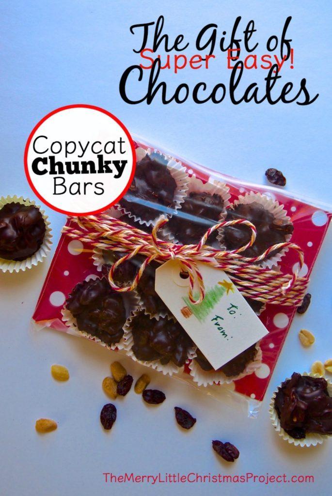 Copycat Chunky bars