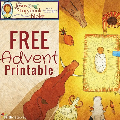 10 FREE Advent Printables with Scripture