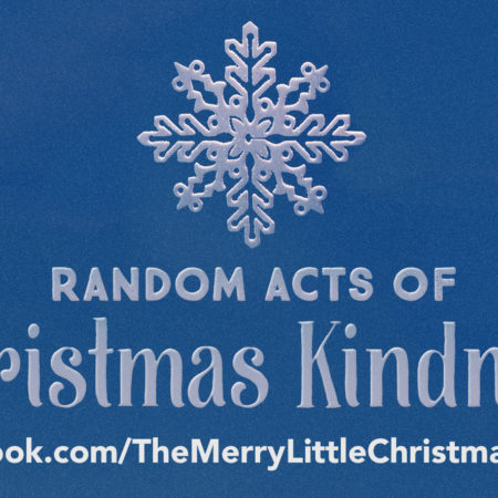 Announcing Random Acts of Christmas Kindness Week 2016 #RACKWEEK