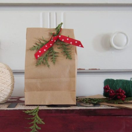 Quick-as-a-Wink Christmas Gift + 3 Wrapping Ideas